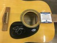 Stephen Stills CSN Crosby Nash Signed Autographed Acoustic Guitar PSA Certified