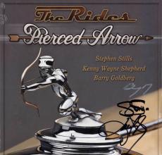 Stephen Stills Kenny Wayne Shepherd Barry Goldberg Signed LP Album