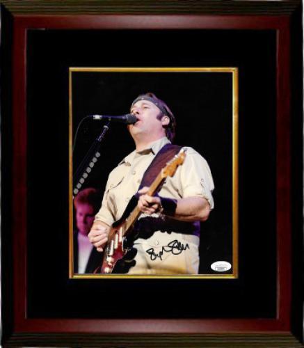 Stephen Stills signed Classic Rock 8x10 Photo Custom Framing- JSA #GG38899 (Buffalo Springfield & Crosby, Stills, Nash & Young)