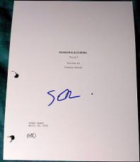 "Steve Buscemi Signed Autograph ""boardwalk Empire"" Full Pilot 67 Page Script Coa"