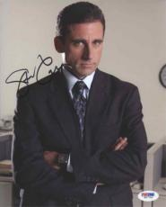 Steve Carell Office Autographed Signed 8x10 Photo Certified Authentic PSA/DNA