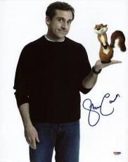 Steve Carell Over The Hedge Signed 11x14 Photo Psa/dna #l66657
