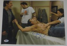 Steve Carell Signed 11x14 Photo Authentic Autograph 40 Year Old Virgin Psa A