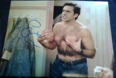 Steve Carell Signed 40 Year Old Virgin Wax 11x14 Photo
