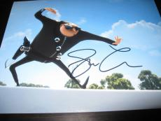 STEVE CARELL SIGNED AUTOGRAPH 8x10 PHOTO DESPICABLE ME PROMO IN PERSON COA AUTO