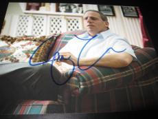 STEVE CARELL SIGNED AUTOGRAPH 8x10 PHOTO FOXCATCHER PROMO IN PERSON COA AUTO X1