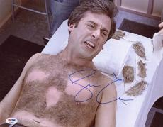 STEVE CARELL SIGNED AUTOGRAPHED 11x14 PHOTO THE 40 YEAR OLD VIRGIN PSA/DNA