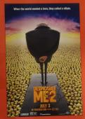 STEVE CARELL SIGNED AUTOGRAPHED 12x18 MOVIE POSTER DESPICABLE ME 2