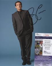 Steve Carell Signed Autographed Color Photo Get Smart Jsa Coa James Spence