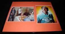 Steve Carell Signed Framed 16x20 Photo Set JSA 40 Year Old Virgin