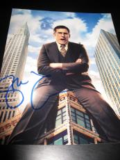 STEVE CARELL SIGNED AUTOGRAPH 8x10 ANCHORMAN PROMO IN PERSON OFFICE RARE PHOTO
