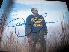 STEVE CARRELL SIGNED AUTOGRAPH 8x10 PHOTO FOXCATCHER PROMO IN PERSON COA AUTO E