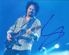 Steve Lukather Signed Autographed 8x10 Photo Ringo Starr Band Toto