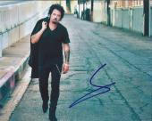 Steve Lukather Signed Autographed 8x10 Photo Ringo Starr Band Toto  D
