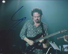 Steve Lukather Signed Autographed 8x10 Photo Ringo Starr Band Toto E