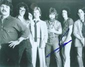 Steve Lukather Signed Autographed 8x10 Photo Ringo Starr Band Toto F