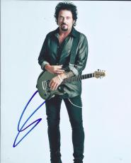Steve Lukather Signed Autographed 8x10 Photo Ringo Starr Band Toto G