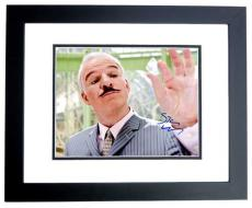 Steve Martin Signed - Autographed Pink Panther 11x14 inch Photo BLACK CUSTOM FRAME - Guaranteed to pass PSA or JSA