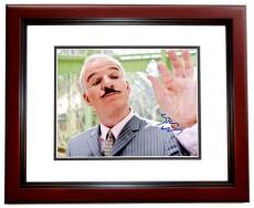 Steve Martin Signed - Autographed Pink Panther 11x14 inch Photo MAHOGANY CUSTOM FRAME - Guaranteed to pass PSA or JSA