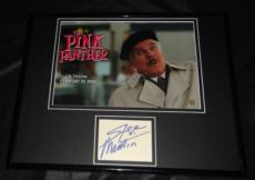 Signed Steve Martin Photograph - Framed 11x14 PA The Pink Panther