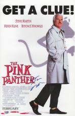 Steve Martin Signed The Pink Panther 11x17 Movie Poster Psa Coa Q60584
