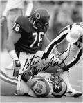 Signed McMichael Photo - 8x10 Mounted Memories
