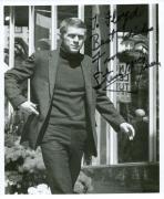 Steve McQueen Signed Autographed 8x10 Frank Bullitt Photograph JSA