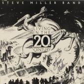 Steve Miller Autographed The Steve Miller Band Living In the 20th Century Album Cover - PSA/DNA COA