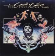 Steve Miller Autographed The Steve Miller Band The Circle of Love Album Cover - PSA/DNA COA
