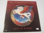 Steve Miller Band Signed Autographed Book of Dreams Record Album JSA COA