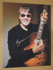 Steve Miller Signed Autograph 11x14 Photo Steve Miller Band w/ Drawing COA
