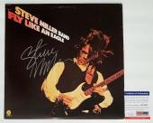 Steve Miller Signed Fly Like An Eagle Record Album Psa Coa Ad74593