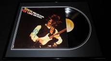 Steve Miller Signed Framed 1976 Fly Like An Eagle Record Album Display