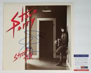 Steve Perry Signed Street Talk Record Album Psa Coa Ad74607