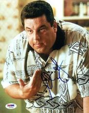 Steve Schirripa Autographed Signed 8x10 Photo The Sopranos PSA/DNA #U94568