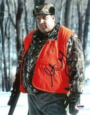 Steve Schirripa Autographed Signed 8x10 Photo The Sopranos PSA/DNA #U94570