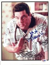 Steve Schirripa Autographed Signed 8x10 Photo The Sopranos PSA/DNA #U94576