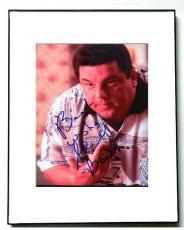 STEVE SCHIRRIPA Autographed Signed SOPRANOS Photo UACC