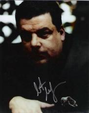 STEVE SCHIRRIPA (CLOSE UP) Signed 8x10 Color Photo
