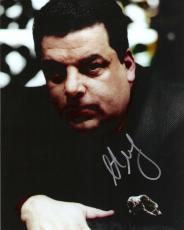 "STEVE SHIRRIPA ""THE SOPRANOS"" Signed 8x10 Color Photo"