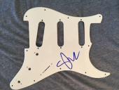 Steve Stevens Signed Autograph Guitar Pickguard Michael Jackson's Guitarist COA