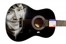Steve Winwood Autographed Signed Guitar Traffic Psa/Dna Uacc Rd