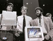 "Steve Wozniak ""Woz"" Apple Signed 11X14 Photo PSA/DNA #W87149"