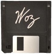 Steve Wozniakk Autographed Floppy Disk - BAS