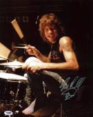 Steven Adler Guns N' Roses Signed 11X14 Photo PSA/DNA #Q45385