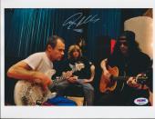Steven Adler Guns N Roses Signed 8x10 Photo Psa/dna K04931 Rare