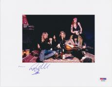 Steven Adler Guns N Roses Signed 8x10 Photo Psa/dna #k04932