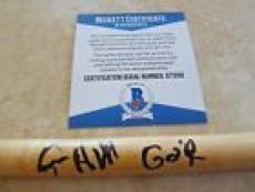 Steven Adler Guns & Roses Autographed Signed  DRUMSTICK BAS Certified #2