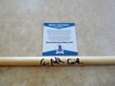 Steven Adler Guns & Roses Autographed Signed  DRUMSTICK BAS Certified #3