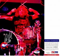 Steven Adler Signed - Autographed GUNS N ROSES DRUMMER 8x10 Concert inch Photo with PSA/DNA Certificate of Authenticity (COA)